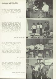 Page 15, 1955 Edition, Cahokia High School - Cahochron Yearbook (Cahokia, IL) online yearbook collection