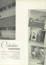 Page 7, 1955 Edition, Cahokia High School - Cahochron Yearbook (Cahokia, IL) online yearbook collection