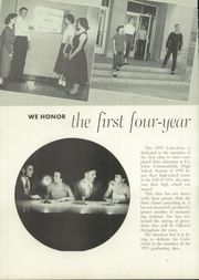 Page 8, 1955 Edition, Cahokia High School - Cahochron Yearbook (Cahokia, IL) online yearbook collection