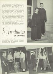 Page 9, 1955 Edition, Cahokia High School - Cahochron Yearbook (Cahokia, IL) online yearbook collection