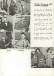 Page 12, 1957 Edition, Cahokia High School - Cahochron Yearbook (Cahokia, IL) online yearbook collection