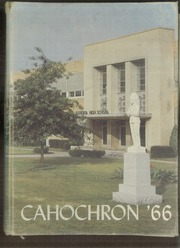 1966 Edition, Cahokia High School - Cahochron Yearbook (Cahokia, IL)
