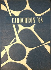 1968 Edition, Cahokia High School - Cahochron Yearbook (Cahokia, IL)