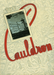 Morton High School - Cauldron Yearbook (Morton, IL) online yearbook collection, 1941 Edition, Page 1
