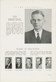 Page 11, 1942 Edition, Morton High School - Cauldron Yearbook (Morton, IL) online yearbook collection