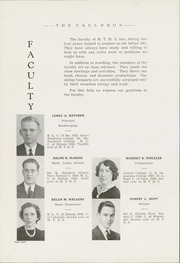 Page 12, 1942 Edition, Morton High School - Cauldron Yearbook (Morton, IL) online yearbook collection