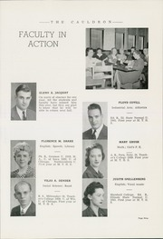 Page 13, 1942 Edition, Morton High School - Cauldron Yearbook (Morton, IL) online yearbook collection