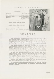 Page 15, 1942 Edition, Morton High School - Cauldron Yearbook (Morton, IL) online yearbook collection