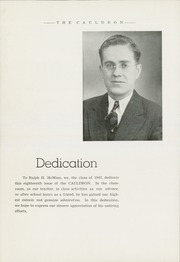 Page 6, 1942 Edition, Morton High School - Cauldron Yearbook (Morton, IL) online yearbook collection