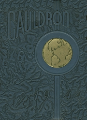 Morton High School - Cauldron Yearbook (Morton, IL) online yearbook collection, 1944 Edition, Page 1