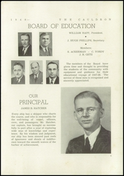 Page 13, 1948 Edition, Morton High School - Cauldron Yearbook (Morton, IL) online yearbook collection