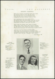 Page 16, 1948 Edition, Morton High School - Cauldron Yearbook (Morton, IL) online yearbook collection