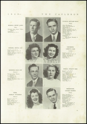 Page 17, 1948 Edition, Morton High School - Cauldron Yearbook (Morton, IL) online yearbook collection