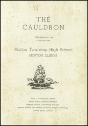 Page 5, 1948 Edition, Morton High School - Cauldron Yearbook (Morton, IL) online yearbook collection
