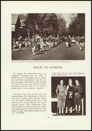 Page 10, 1954 Edition, Morton High School - Cauldron Yearbook (Morton, IL) online yearbook collection