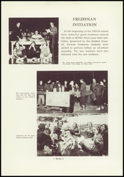 Page 11, 1954 Edition, Morton High School - Cauldron Yearbook (Morton, IL) online yearbook collection