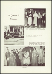 Page 15, 1954 Edition, Morton High School - Cauldron Yearbook (Morton, IL) online yearbook collection