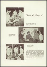 Page 16, 1954 Edition, Morton High School - Cauldron Yearbook (Morton, IL) online yearbook collection