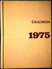 Morton High School - Cauldron Yearbook (Morton, IL) online yearbook collection, 1975 Edition, Page 1