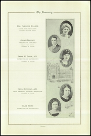 Page 17, 1922 Edition, Urbana High School - Tower Yearbook (Urbana, IL) online yearbook collection