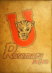 Page 1, 1942 Edition, Urbana High School - Tower Yearbook (Urbana, IL) online yearbook collection