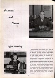 Page 10, 1942 Edition, Urbana High School - Tower Yearbook (Urbana, IL) online yearbook collection