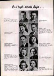 Page 16, 1942 Edition, Urbana High School - Tower Yearbook (Urbana, IL) online yearbook collection