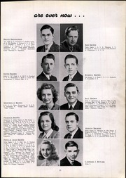 Page 17, 1942 Edition, Urbana High School - Tower Yearbook (Urbana, IL) online yearbook collection