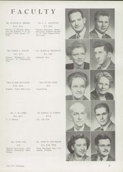 Page 11, 1951 Edition, Urbana High School - Tower Yearbook (Urbana, IL) online yearbook collection