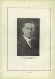 Page 10, 1926 Edition, Lockport Township High School - Lock Yearbook (Lockport, IL) online yearbook collection
