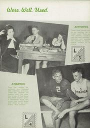 Page 11, 1944 Edition, Lockport Township High School - Lock Yearbook (Lockport, IL) online yearbook collection