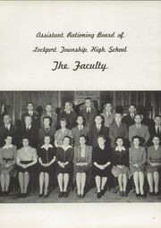Page 17, 1944 Edition, Lockport Township High School - Lock Yearbook (Lockport, IL) online yearbook collection