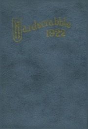 Page 1, 1922 Edition, Streator Township High School - Hardscrabble Yearbook (Streator, IL) online yearbook collection