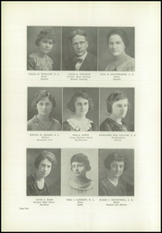 Page 12, 1922 Edition, Streator Township High School - Hardscrabble Yearbook (Streator, IL) online yearbook collection