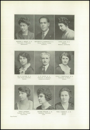 Page 14, 1922 Edition, Streator Township High School - Hardscrabble Yearbook (Streator, IL) online yearbook collection