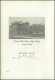 Page 8, 1922 Edition, Streator Township High School - Hardscrabble Yearbook (Streator, IL) online yearbook collection