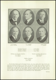 Page 9, 1922 Edition, Streator Township High School - Hardscrabble Yearbook (Streator, IL) online yearbook collection