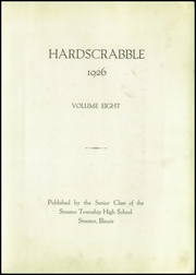 Page 7, 1926 Edition, Streator Township High School - Hardscrabble Yearbook (Streator, IL) online yearbook collection
