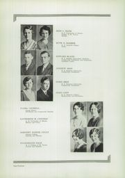 Page 16, 1931 Edition, Streator Township High School - Hardscrabble Yearbook (Streator, IL) online yearbook collection