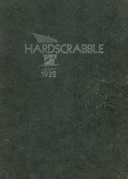 Page 1, 1932 Edition, Streator Township High School - Hardscrabble Yearbook (Streator, IL) online yearbook collection