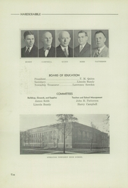 Page 14, 1932 Edition, Streator Township High School - Hardscrabble Yearbook (Streator, IL) online yearbook collection