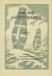 Page 7, 1932 Edition, Streator Township High School - Hardscrabble Yearbook (Streator, IL) online yearbook collection