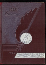 1943 Edition, Streator Township High School - Hardscrabble Yearbook (Streator, IL)