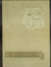 1947 Edition, Streator Township High School - Hardscrabble Yearbook (Streator, IL)