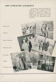 Page 11, 1947 Edition, Streator Township High School - Hardscrabble Yearbook (Streator, IL) online yearbook collection