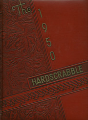 1950 Edition, Streator Township High School - Hardscrabble Yearbook (Streator, IL)