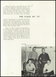 Page 15, 1953 Edition, Streator Township High School - Hardscrabble Yearbook (Streator, IL) online yearbook collection
