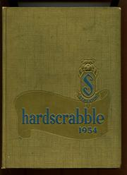 1954 Edition, Streator Township High School - Hardscrabble Yearbook (Streator, IL)