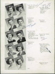 Page 20, 1950 Edition, Woodstock Community High School - Woodcohi Yearbook (Woodstock, IL) online yearbook collection