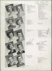 Page 22, 1950 Edition, Woodstock Community High School - Woodcohi Yearbook (Woodstock, IL) online yearbook collection
